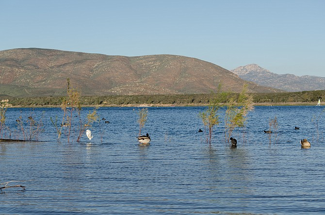 At Otay Lakes, Chula Vista