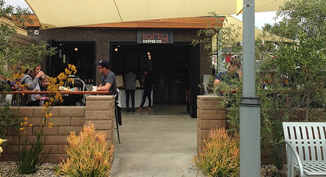 Lofty's Solana Beach patio will be even bigger