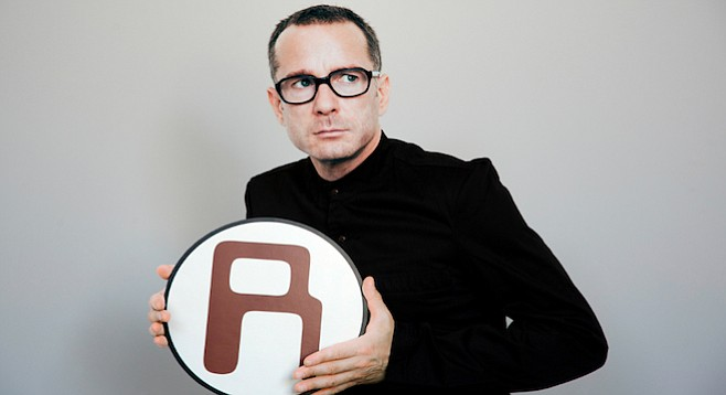 Matt Sharp's (Weezer) ever-evolving group the Rentals appear at the Irenic Thursday night — guessing who will be onstage is half the fun!
