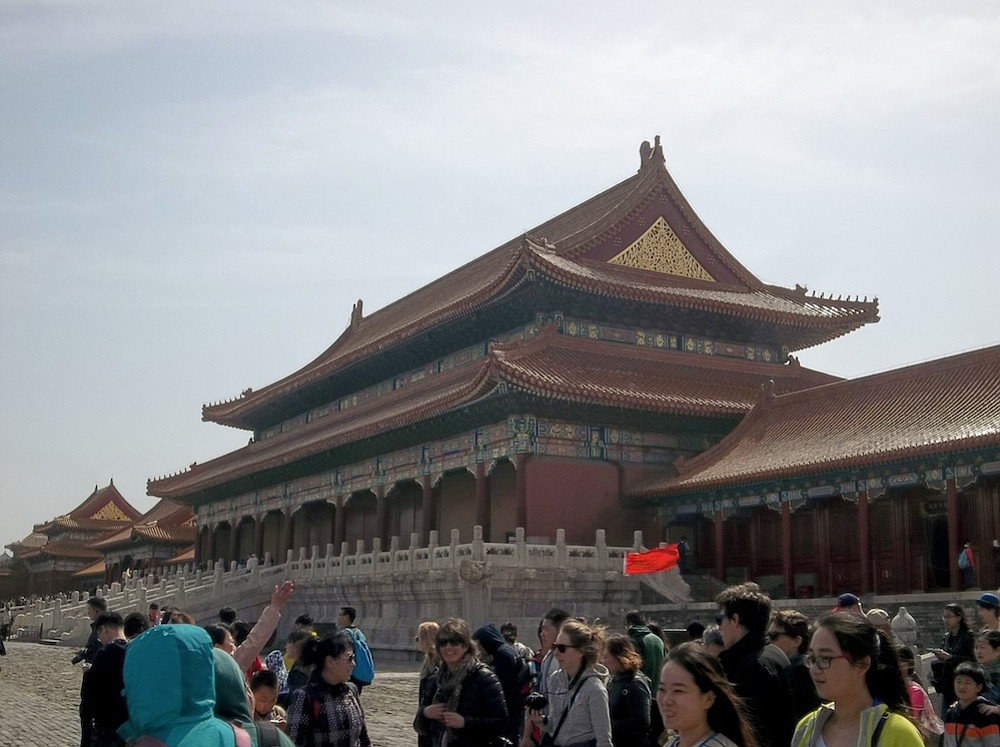Hall of Supreme Harmony in the Forbidden City.