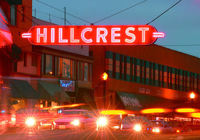 Hillcrest - Image by Joe Klein