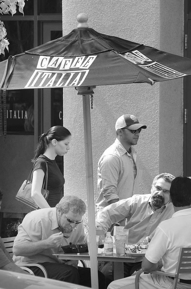 Little Italy - Image by Joe Klein