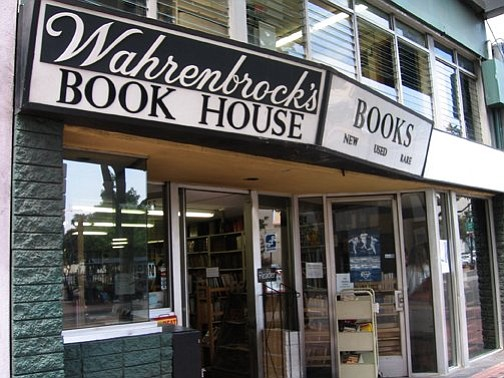 Wahrenbrock's, we knew you too well (sniff)