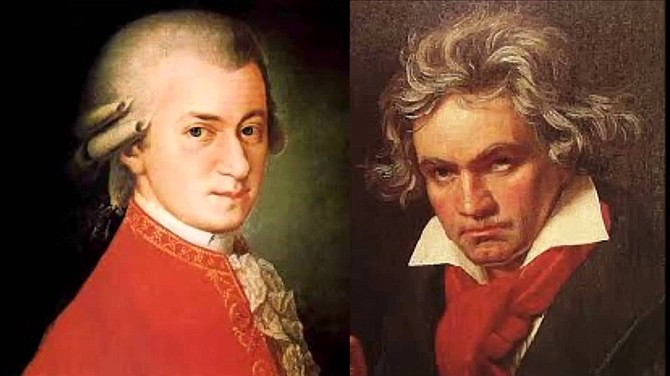 Mozart and Beethoven headline opening of Mainly Mozart Festival.