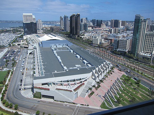 Some say San Diego's convention center needs to be made bigger to compete, even while maintenance suffers