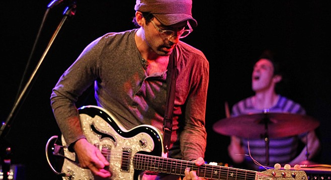 Indie internet hits Clap Your Hands Say Yeah celebrate their special debut at Casbah on Friday.