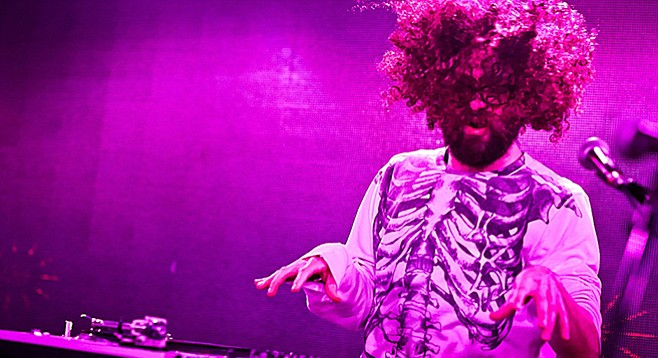 Gaslamp Killer will indeed kill it in the Gaslamp, as he takes the Silo stage on Saturday night!