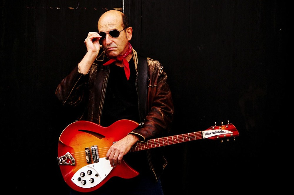 Power-pop boss Paul Collins takes the Tower on Thursday!