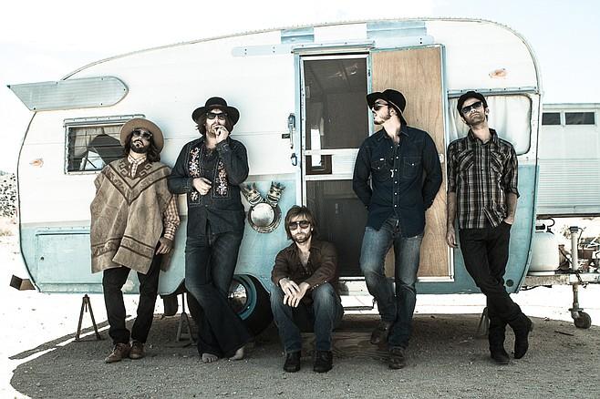 San Diego psych-rockers Amerikan Bear will headline heavy sets at Casbah humpnight.