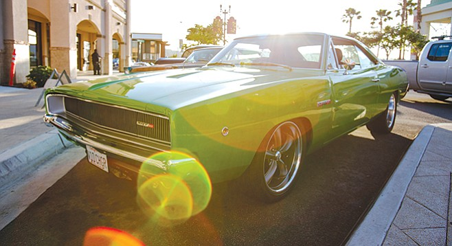 Cajon Classic Cruise, Wednesdays at 5 p.m.