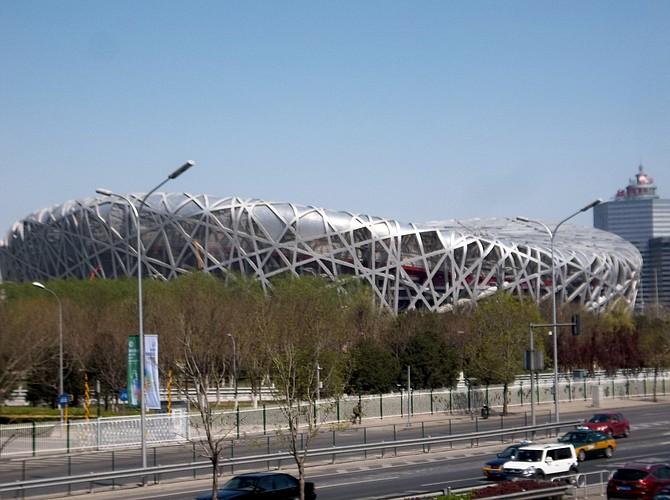 Bird's Nest (Olympic) Stadium, Beijing