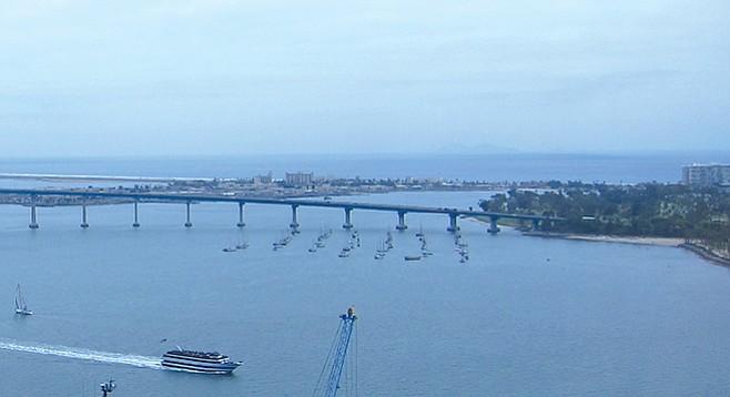 San Diego–Coronado Bay Bridge