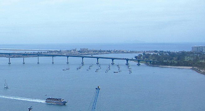 San Diego–Coronado Bay Bridge - Image by Chris Woo