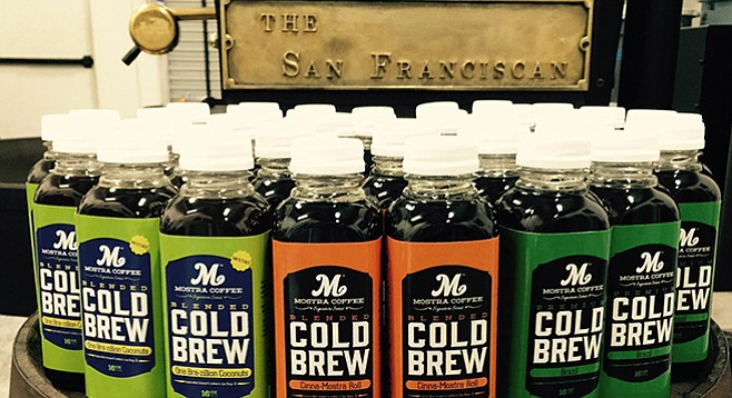 Mostra Coffee cold brew