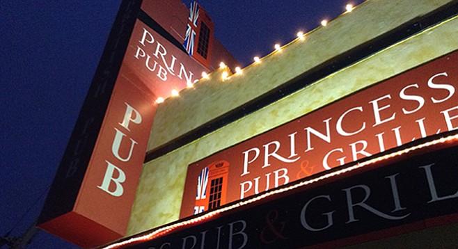 Princess Pub & Grille