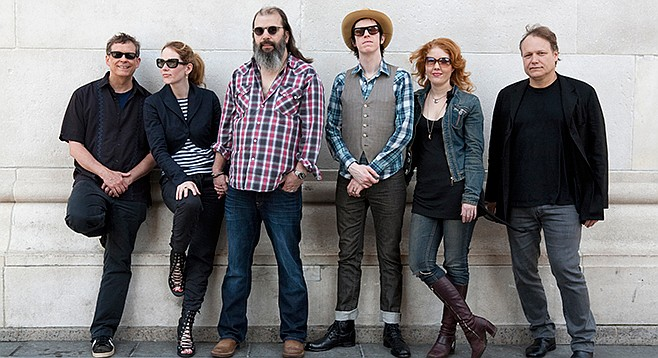 The Earl of Alt-country, Steve Earle, takes his Terraplane to Belly Up on Friday.