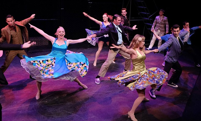 West Side Story at Lamb's Players