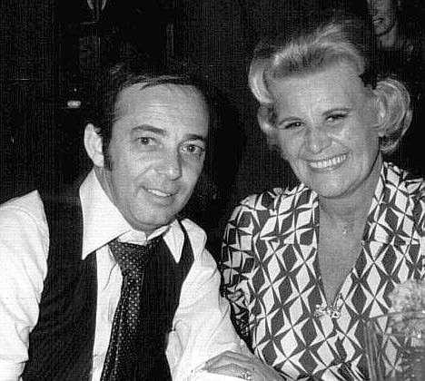 Miranda with Rose Marie. Around 1972, Miranda began turning up around town — and in L.A. and NYC—- arm in arm with actress Rose Marie, best known from The Dick Van Dyke Show.