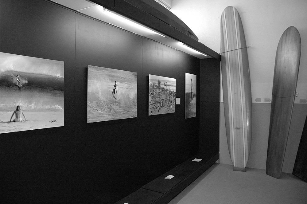 "California Surf Museum. According to Jane Schmauss, director of the California Surf Museum in Oceanside. ""Those guys didn't care about who was the best surfer.  But they were curious about each other's boards and techniques."""