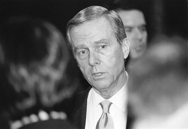 Pete Wilson was Helen Copley's Richard Nixon.