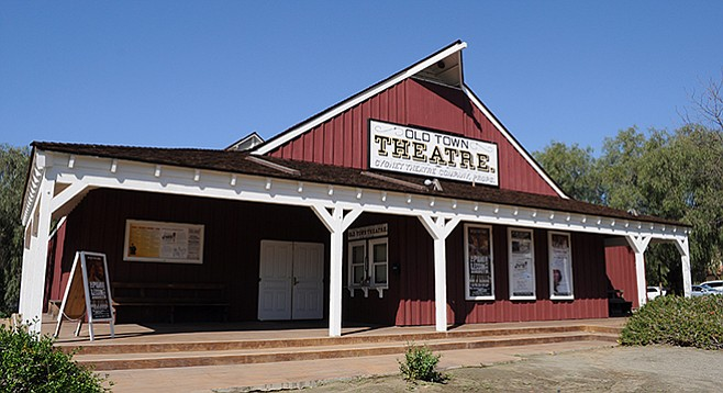 Cygnet Theatre in Old Town
