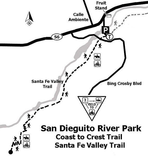 Santa Fe Valley Trail