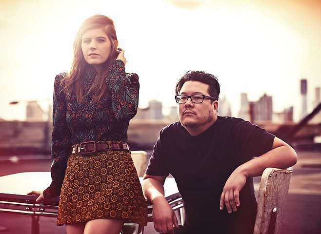 Beach-pop band Best Coast brings California Nights to the Observatory on Friday.