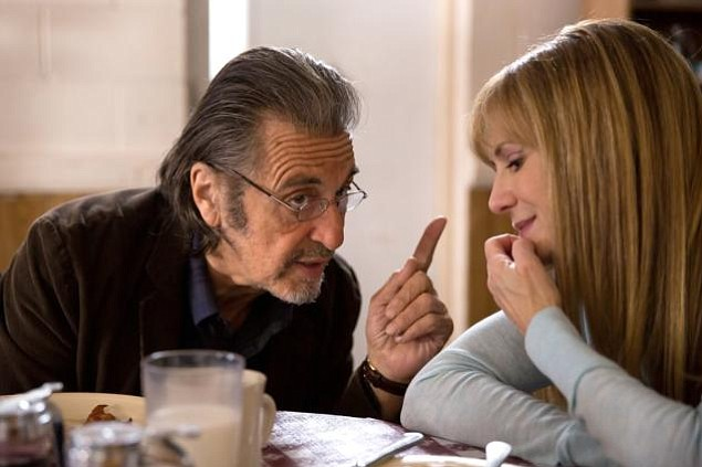Al Pacino and Holly Hunter