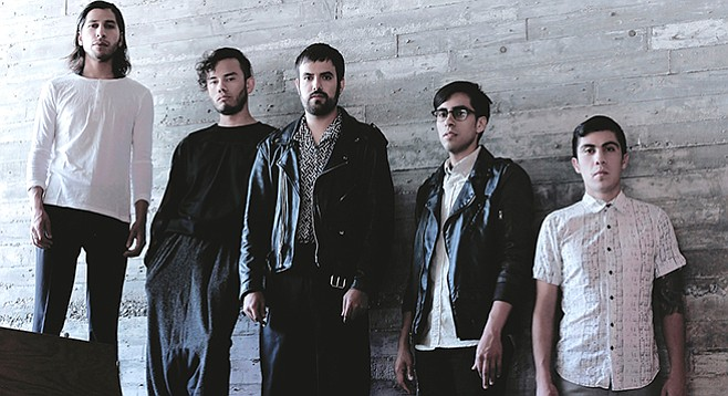 Border band Glasmus suggest Baja is a Fourth of July place to be.