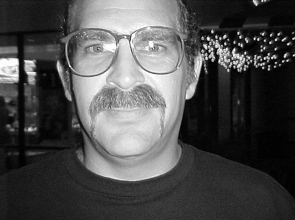 """John: """"When I see a mustache, I'll check it out to see how guys grow it, how they manicure it, what style they use."""""""