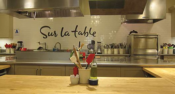 Sur la Table cooking studio