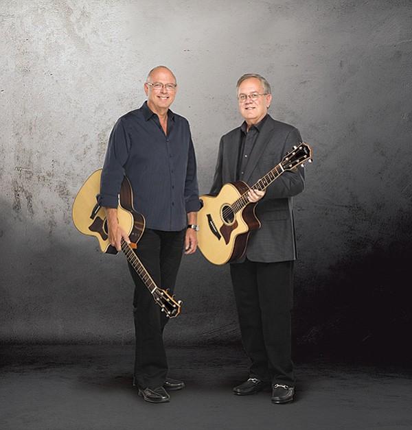 Bob Taylor and Kurt Listug