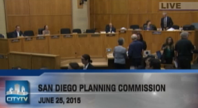 Who's running this thing? In effect, Faulconer is.
