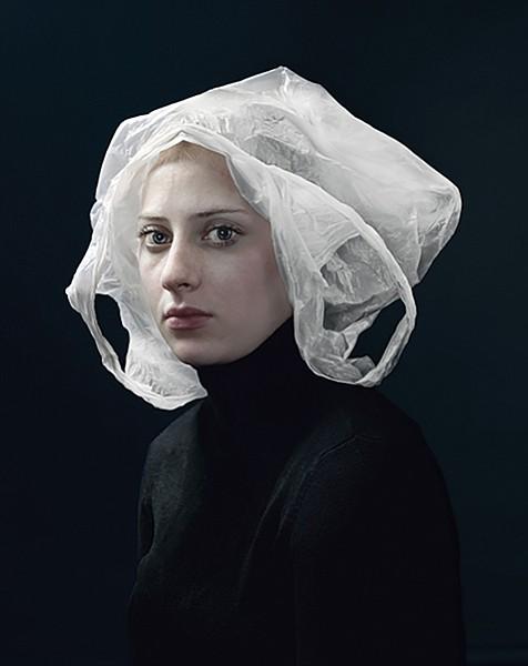 Hendrik Kerstens, Bag, 2007, Pigment print.