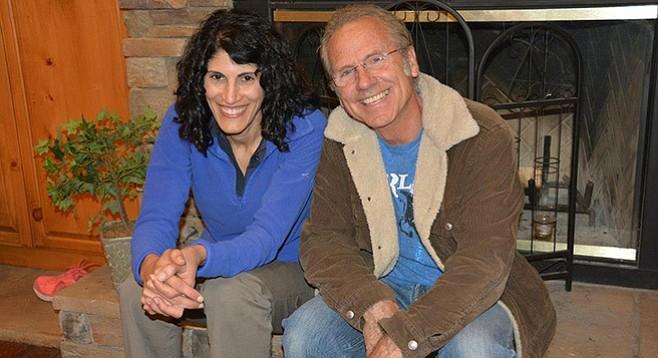 Pastor Dopp and his wife Mona Dopp