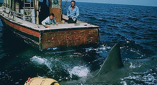 Still from Jaws