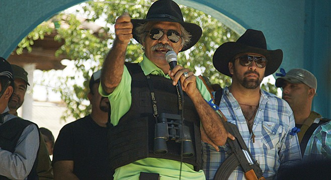 Cartel Land: The real war on drugs?