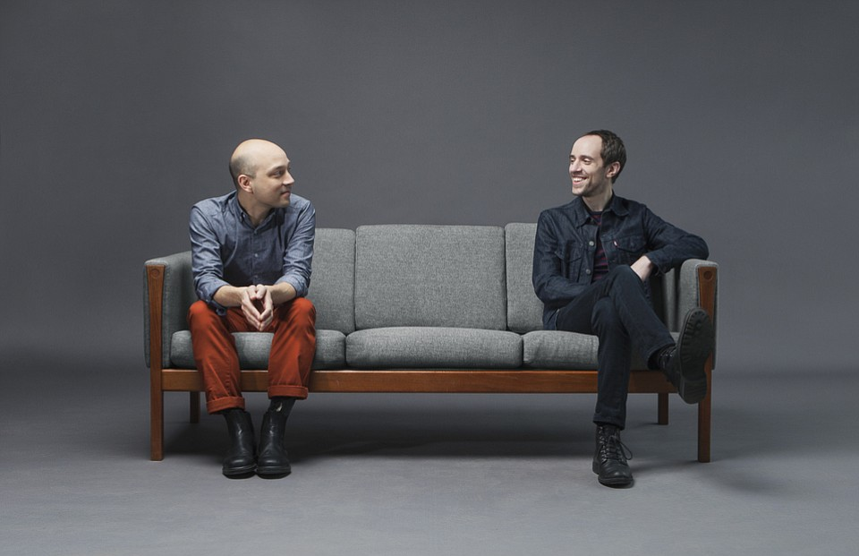 From Portland, experimental-pop duo Helio Sequence play Casbah on Friday.