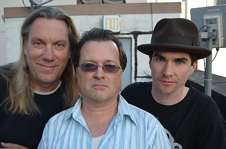 College-rock trio the Violent Femmes play SDSU on Sunday.