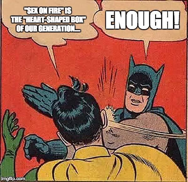 Batman has opinions