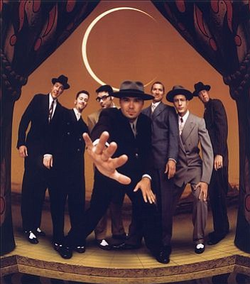If swing is your thing, Big Bad Voodoo Daddy will be on the Embarcadero Saturday night!