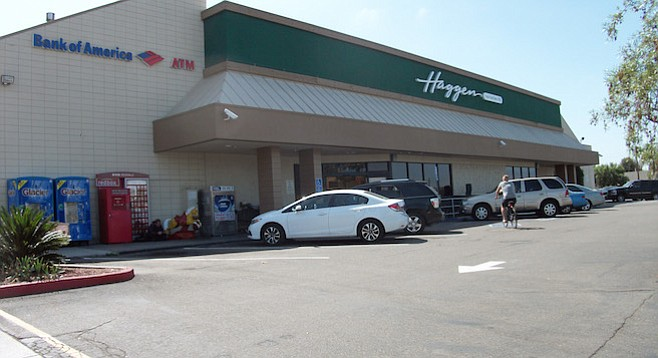 Steady as she goes, North Park Haggen