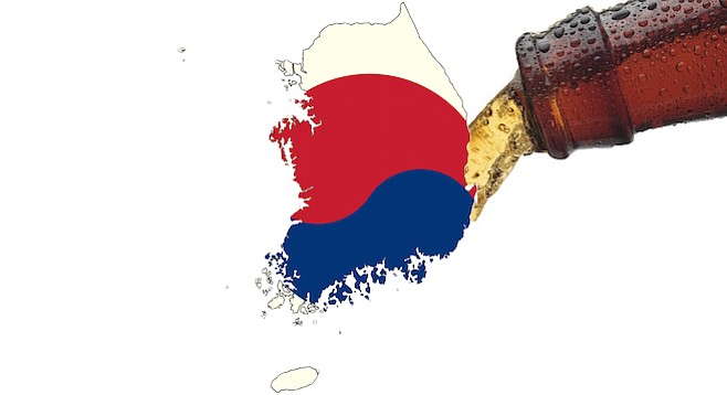 Is trend or taste driving the South Korean beer bubble?
