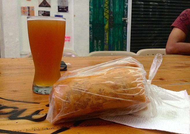 Chun kun and beer