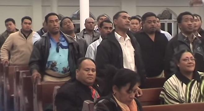 Tongan vocalists