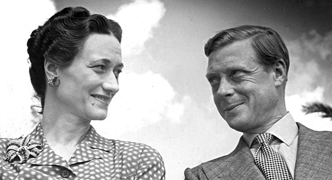 Wallis and the Prince of Wales