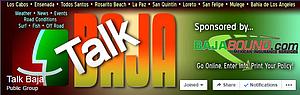 TalkBaja Facebook Group