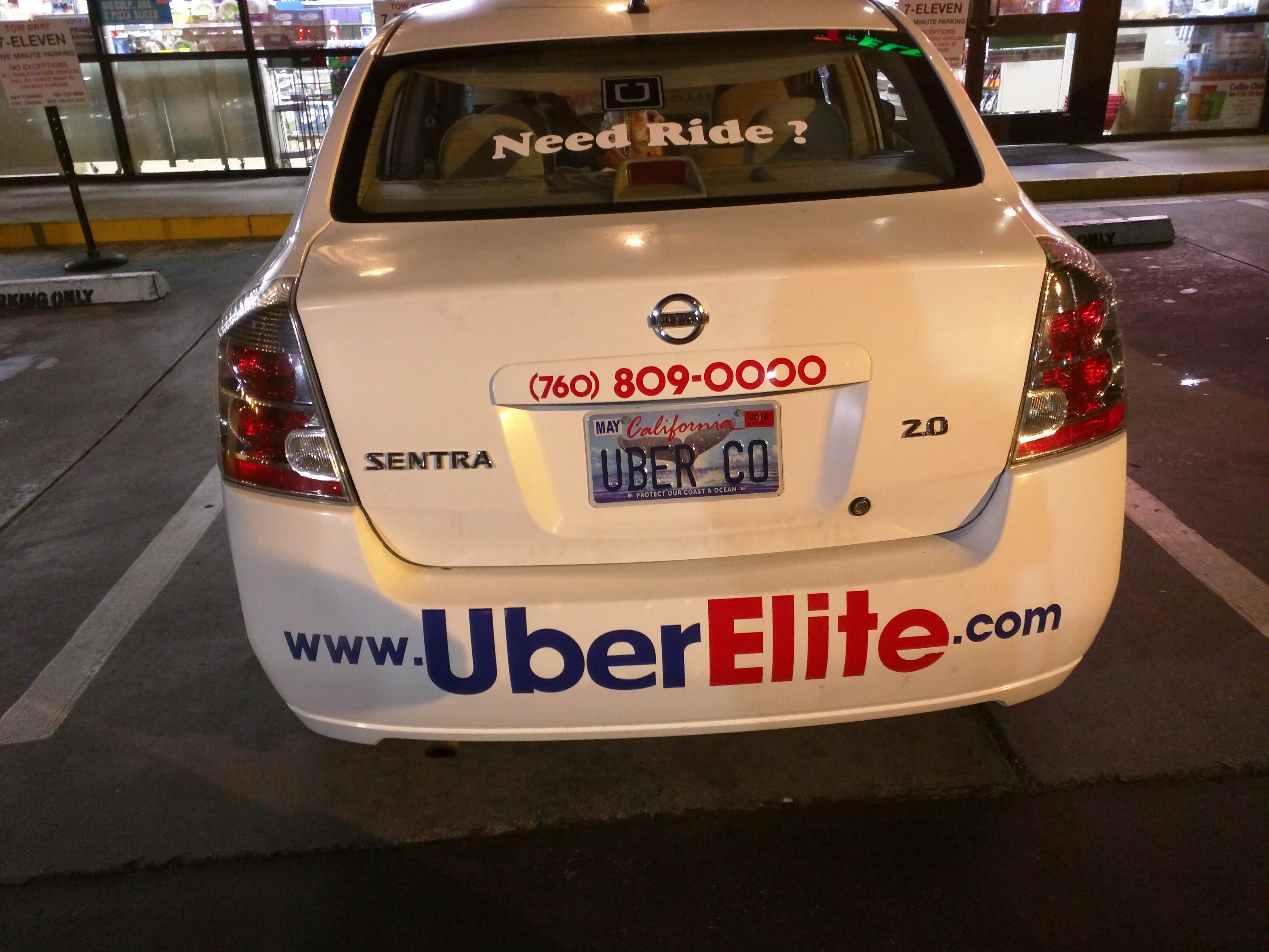 Fake Uber driver outed | San Diego Reader