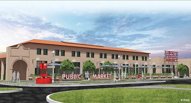 Liberty Public Market Coming Soon Station Neighborhood News Point Loma