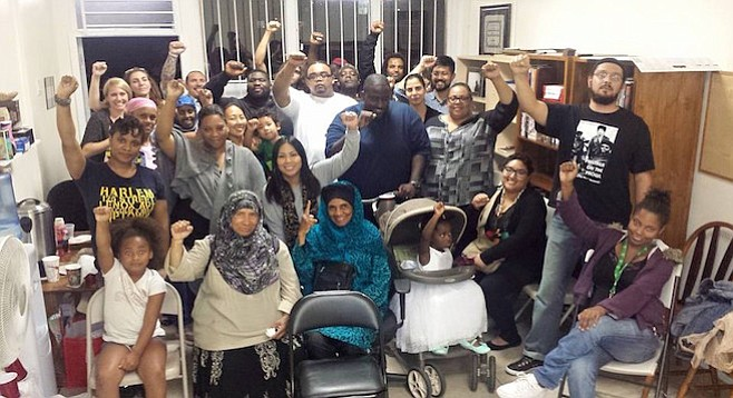 Neighborhood collective Reclaiming the Community aims to rewrite the story being told about Southeast San Diego.